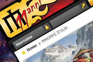MMORPG ITALIA - Primo e unico portale dedicato ai vostri videogames preferiti